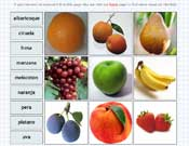 Fruit Labelling in Spanish